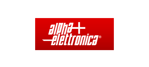 alpha elettronica partner